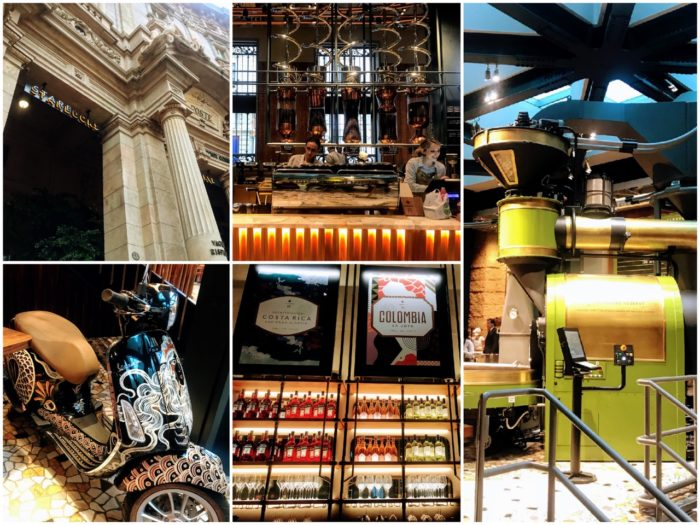 Things To Do In Milan Starbucks