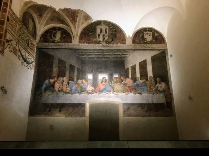 Things To Do In Milan The Last Supper Tour