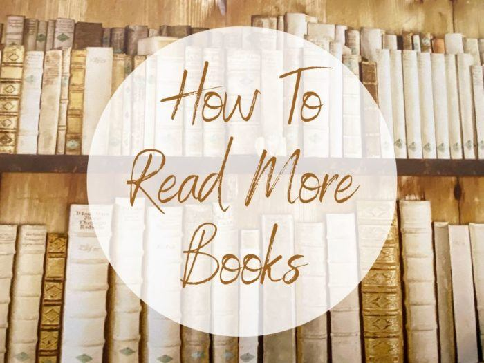 52 Tips For How To Read More Books