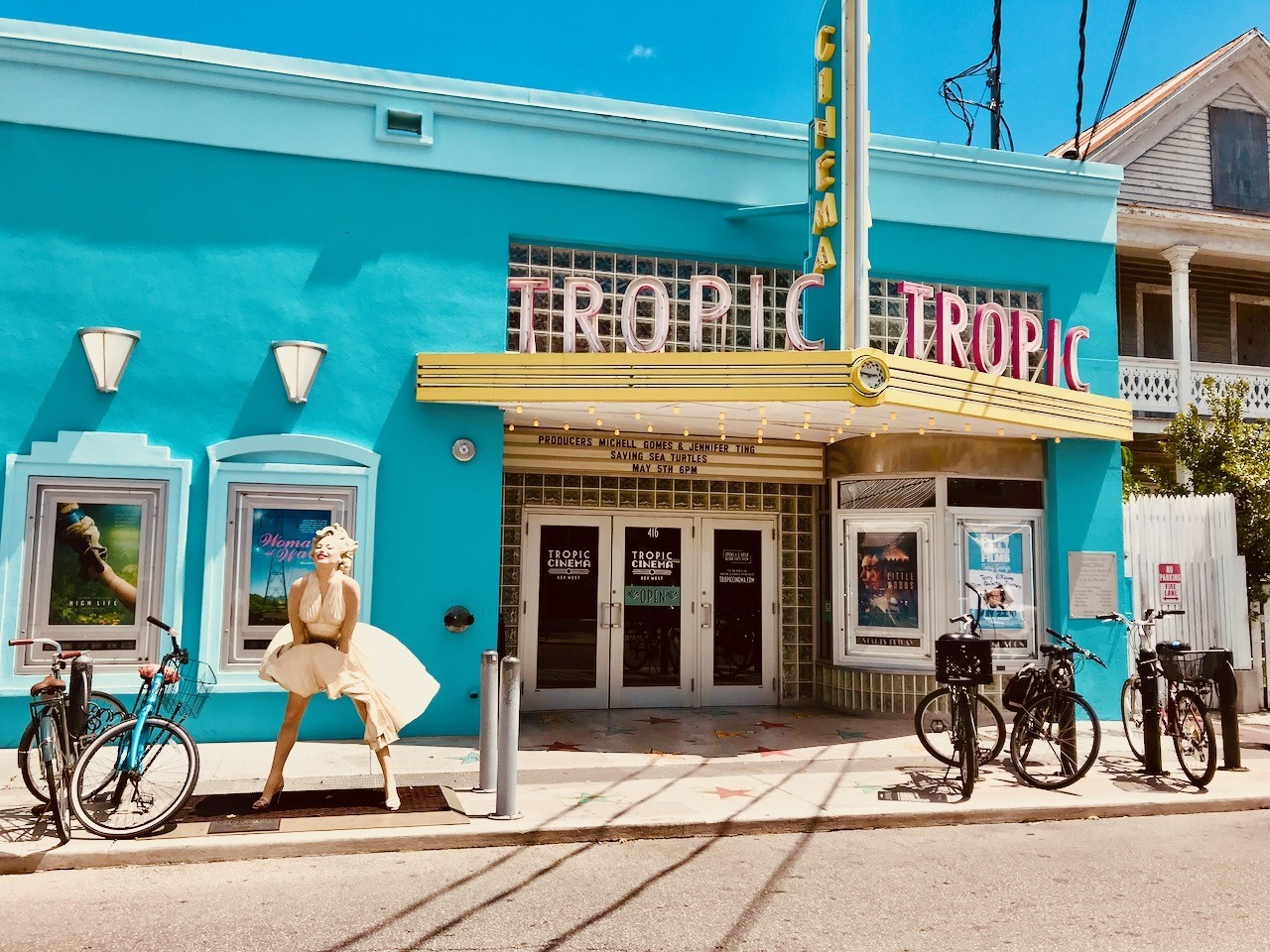 Things to do in Key West cinema