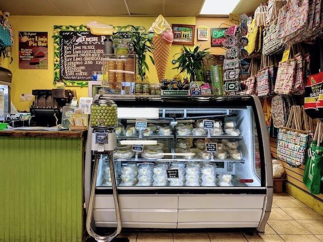 Key lime pie shop Florida Keys